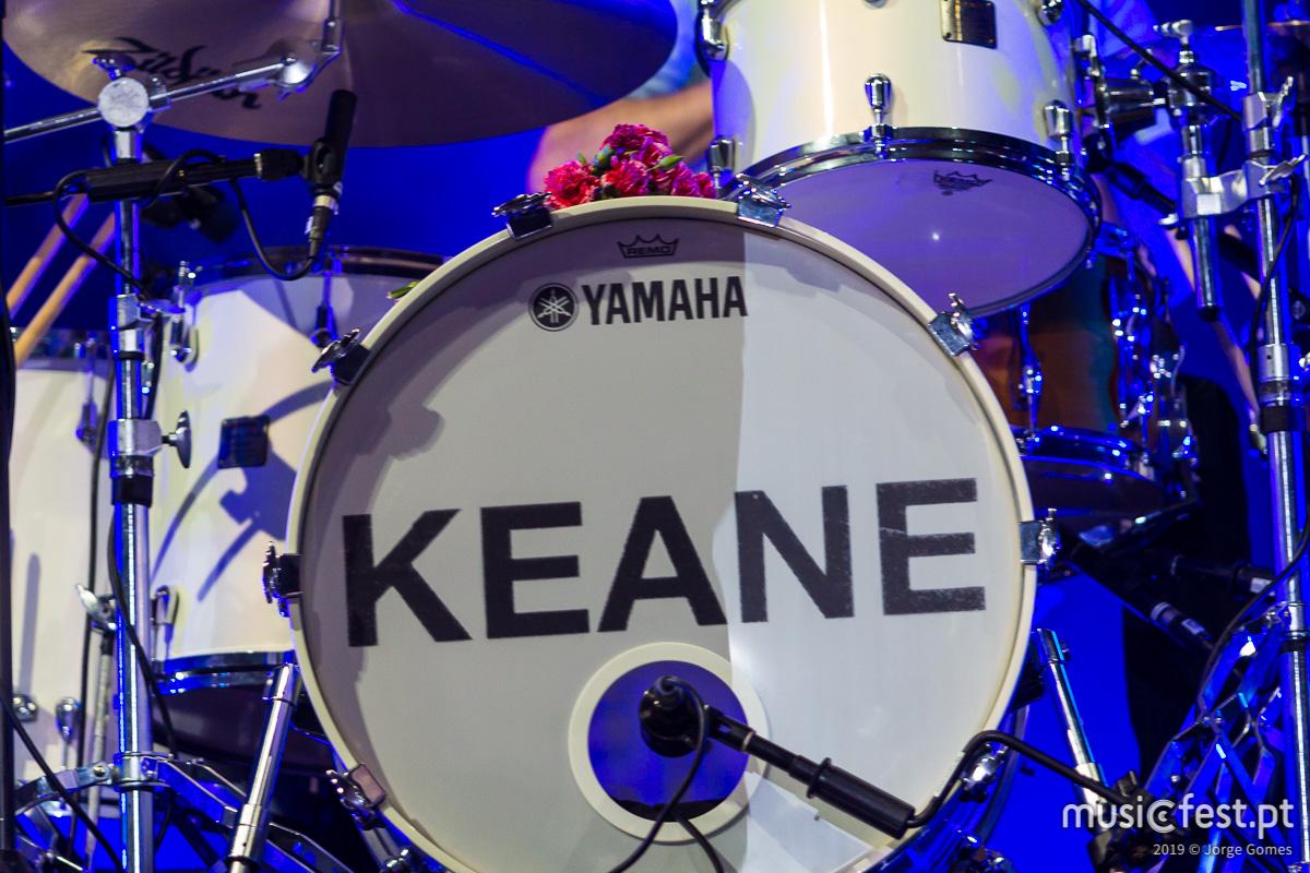Keane e as suas recordações nostálgicas
