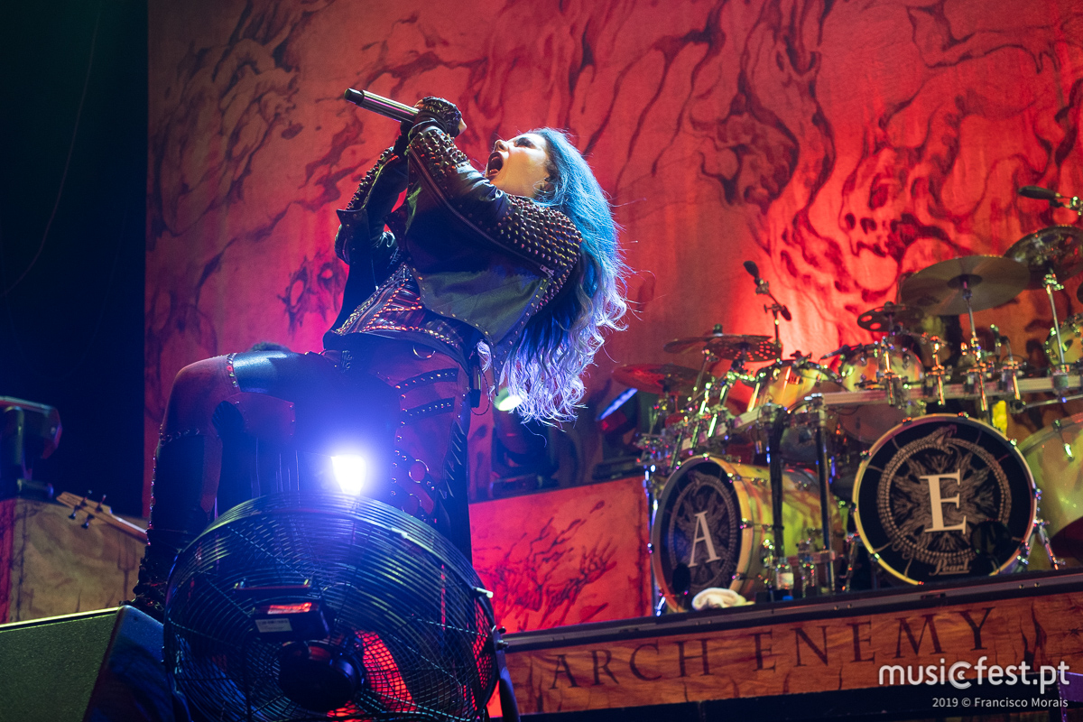 Arch Enemy, Behemoth, Carcass e Unto Others na Sala Tejo a 8 de Outubro de 2021