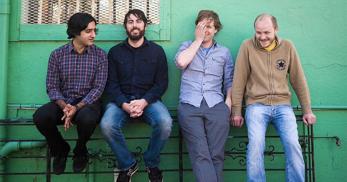 Explosions In The Sky confirmados no Vodafone Paredes de Coura 2020