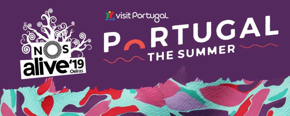 Chilé, Nelsonn, Maria Rui, Guga Bruno e Brady O'Keefe são os seleccionados pelos Portugal. The Man para actuar no NOS Alive