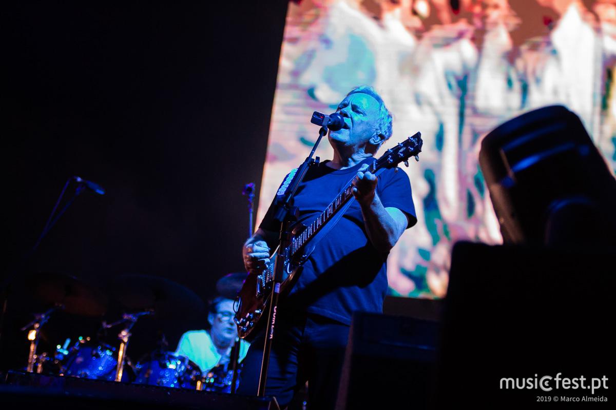 Vê aqui todas as fotos dos New Order no Vodafone Paredes de Coura