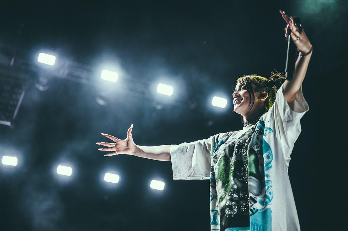 Billie Eilish confirmada no NOS Alive 2020 a 10 de Julho