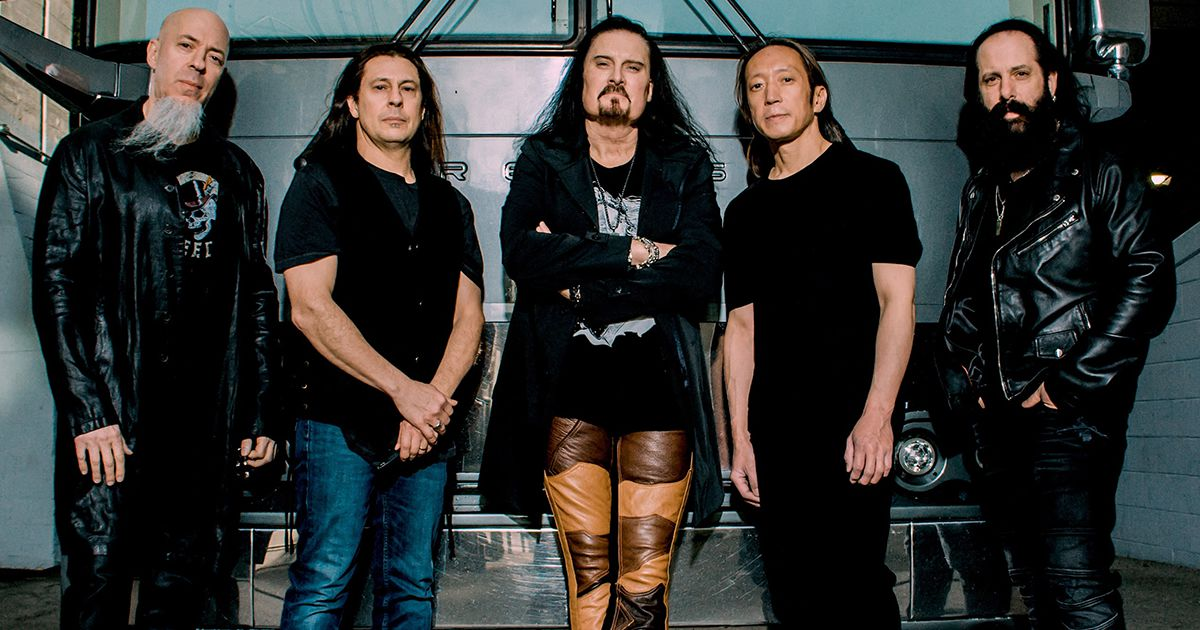 Dream Theater anunciam digressão com passagem por Portugal