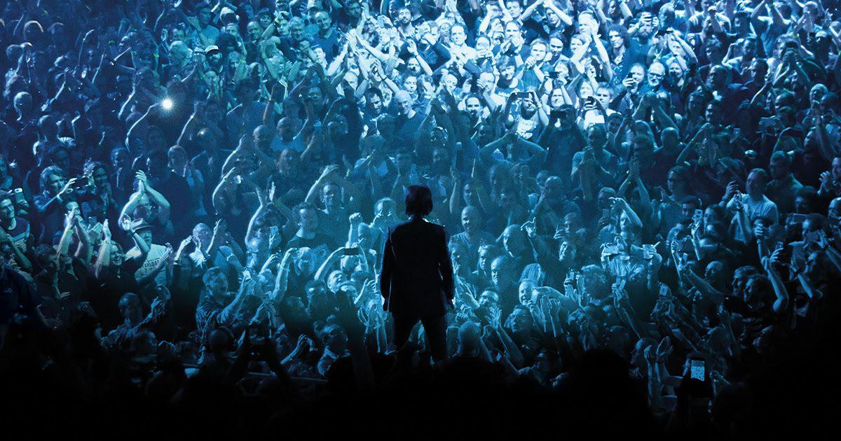Digressão europeia de Nick Cave & The Bad Seeds passa por Portugal em Abril