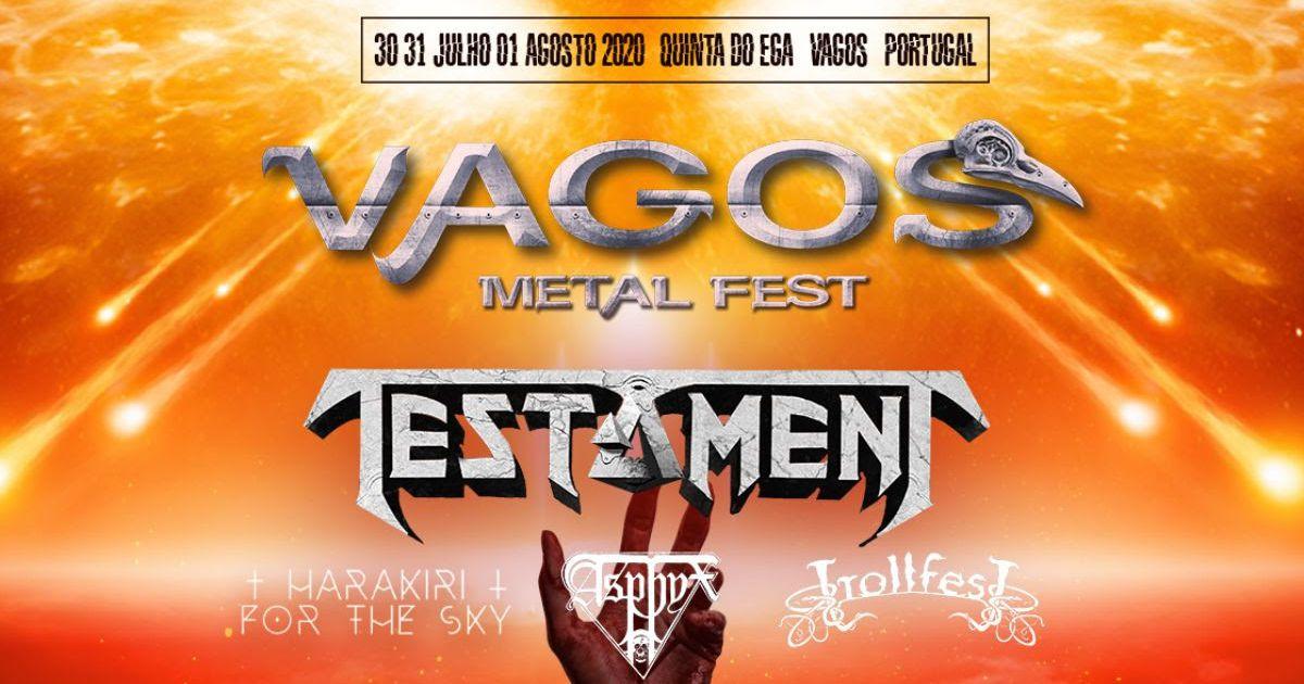 Vagos Metal Fest anuncia preços e fases de venda