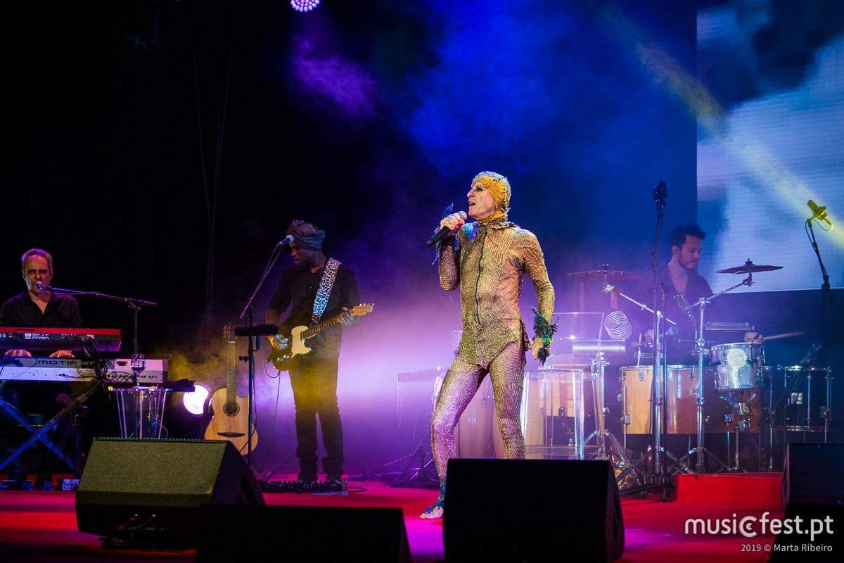 Vê aqui todas as fotos de Ney Matogrosso