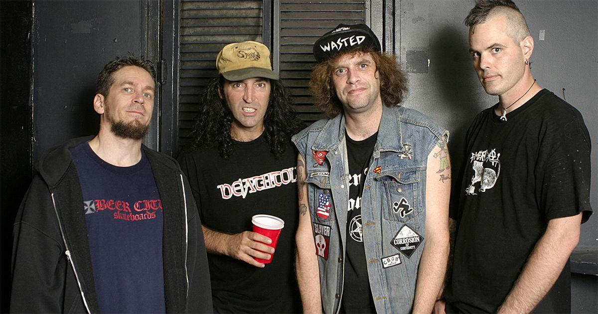 Americanos Dirty Rotten Imbeciles são a mais recente confirmação para o Vagos Metal Fest 2020