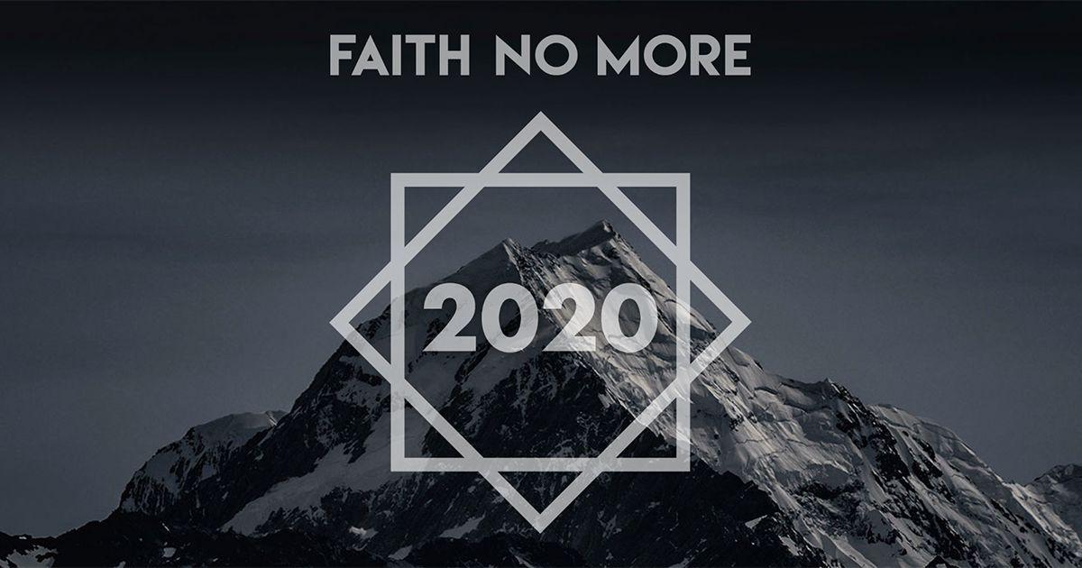 Tour dos Faith No More passa no NOS Alive a 10 de Julho