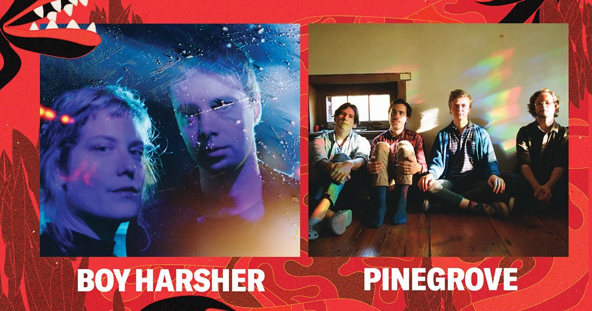 Boy Harsher e Pinegrove confirmados no Vodafone Paredes de Coura 2020