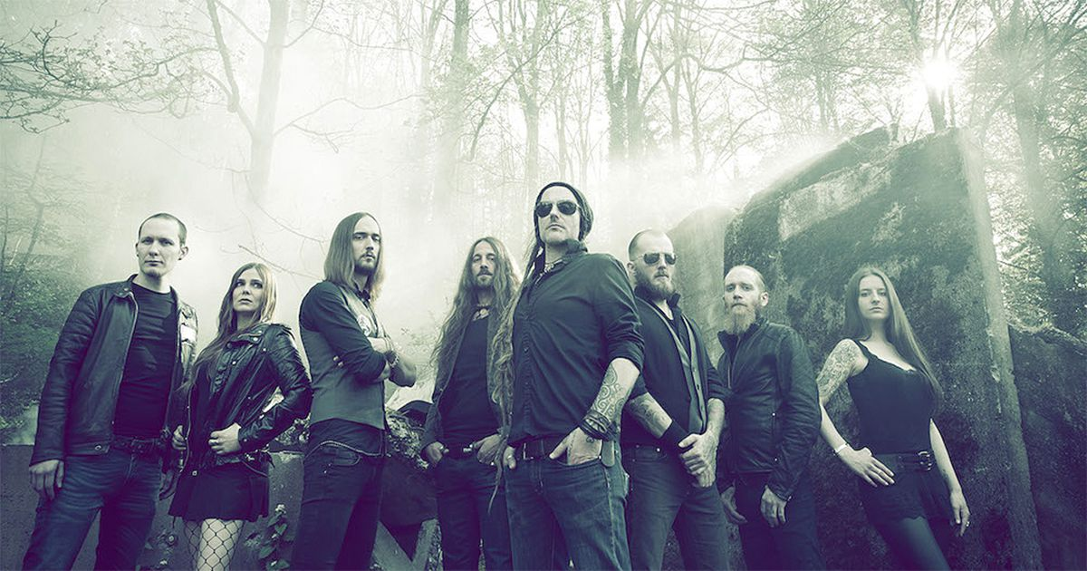 Eluveitie e Unleash the Archers confirmados no Vagos Metal Fest 2020