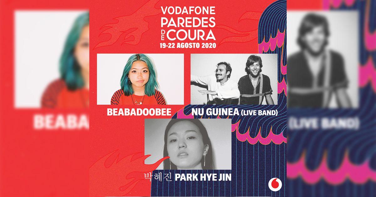 Beabadoobee, Nu Guinea e Park Hye-jin são as mais recentes confirmações para Paredes de Coura 2020