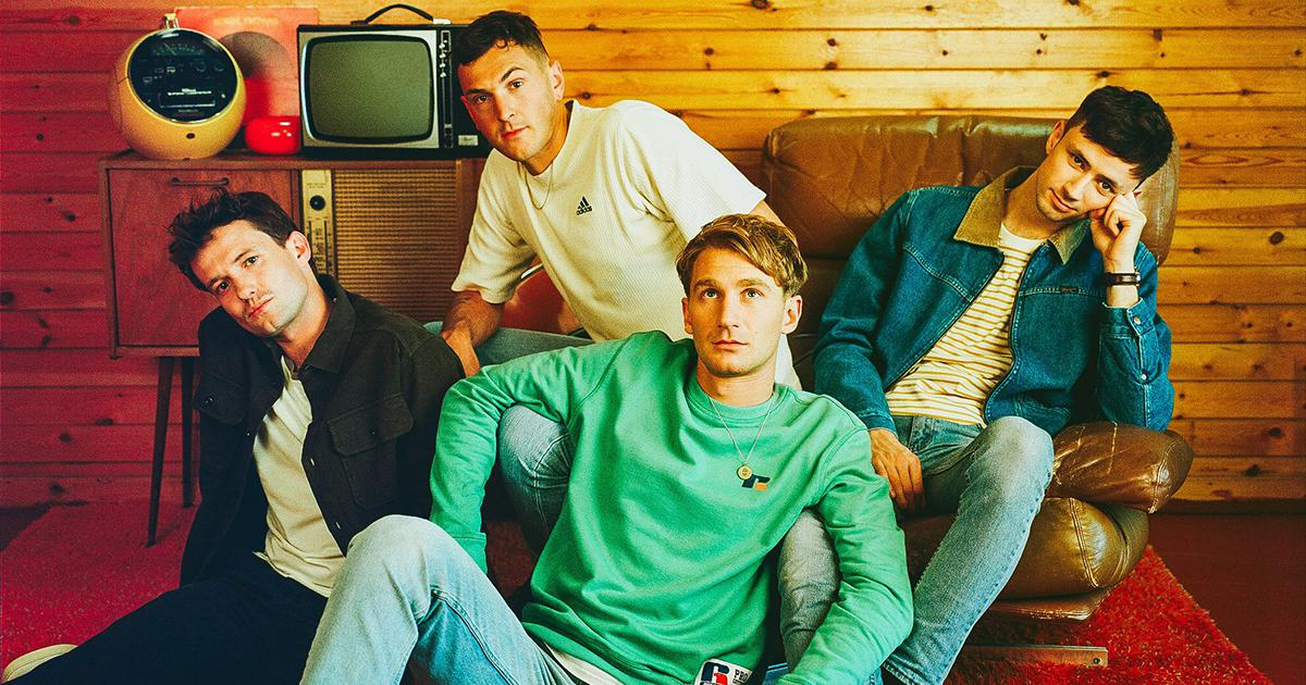 Glass Animals confirmados no NOS Alive 2020