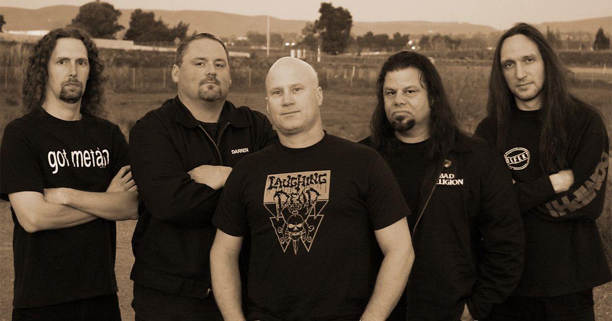 Heathen, a histórica banda de Trash Metal volta a Portugal em Maio
