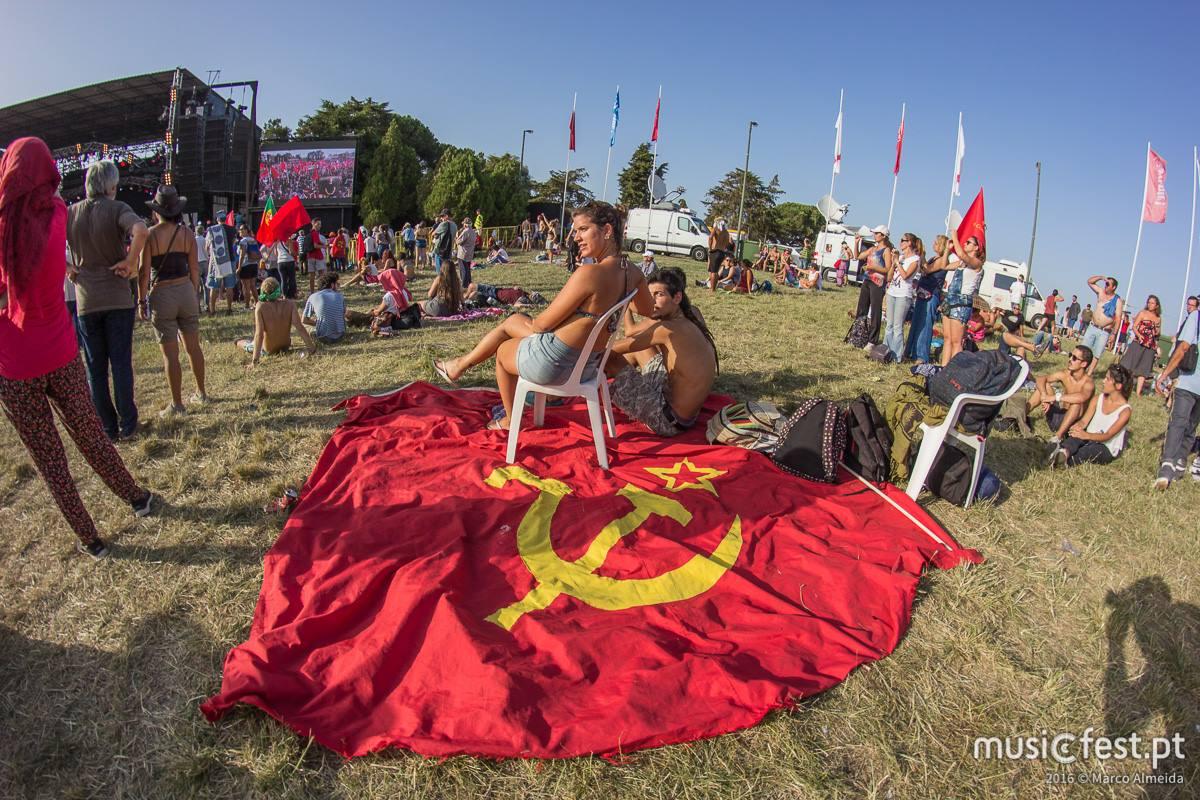 """PCP informa que Festa do Avante """"não é um simples festival"""" e ainda não anunciou uma decisão sobre a edição 2020"""