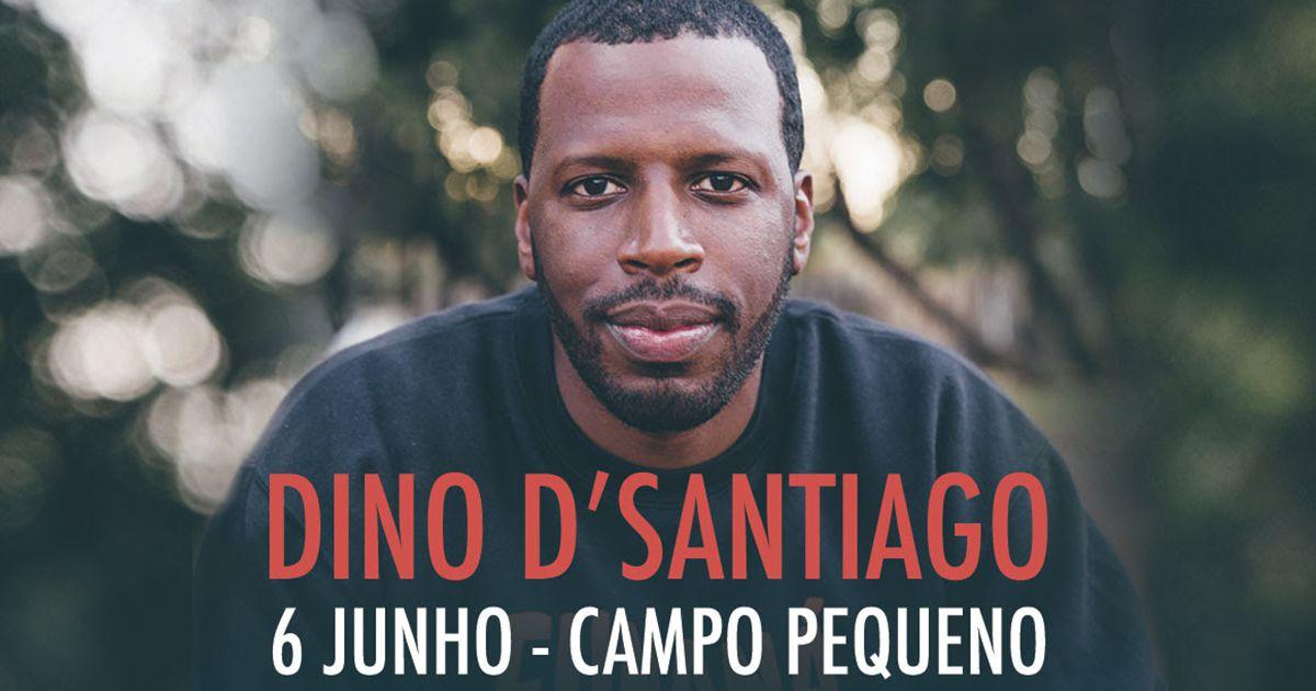 "Dino D'Santiago apresenta ""Kriola"" no Campo Pequeno a 6 de Junho"