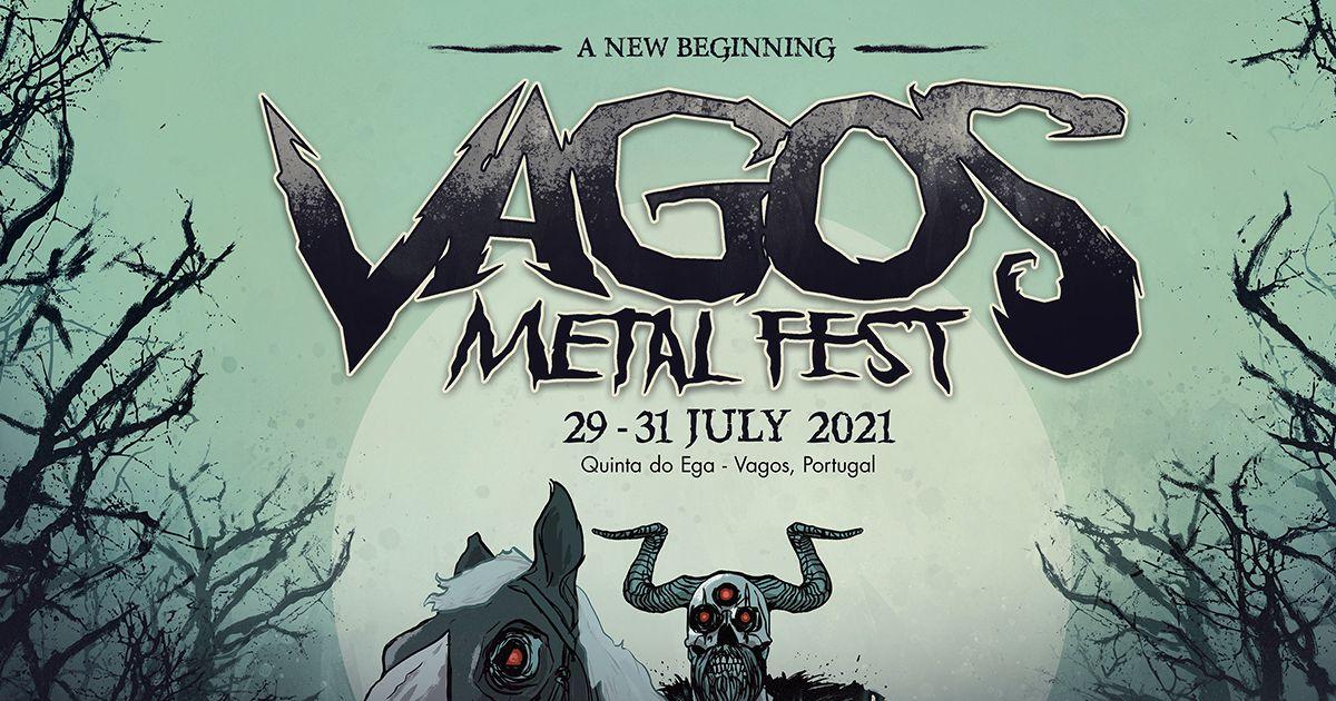Primeiras confirmações para o Vagos Metal Fest 2021: Dimmu Borgir, Emperor, Testament e muitos mais