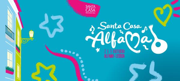 Santa Casa Alfama acontece a 2 e 3 de Outubro e já tem o cartaz completo
