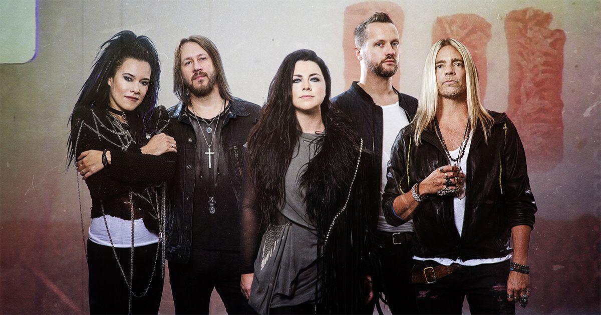 Evanescence apresentam 25 anos de êxitos em Lisboa em Outubro de 2021