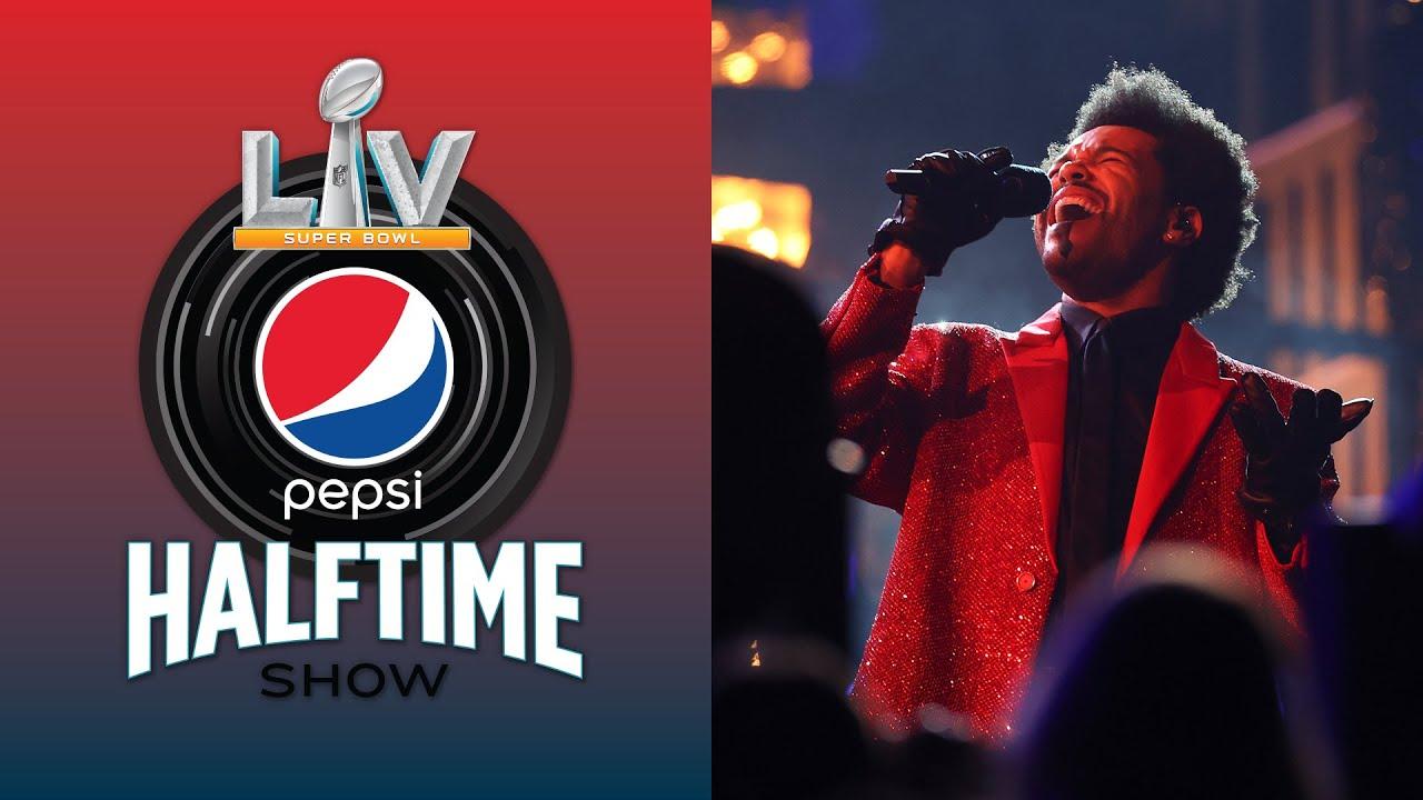 The Weeknd desfilou êxitos no intervalo do Super Bowl - vê aqui a actuação completa
