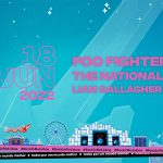 Foo Fighters, The National e Liam Gallagher confirmados para o  Rock in Rio Lisboa 2022