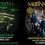 Moonspell no novo Lisboa ao Vivo com dois concertos em Junho