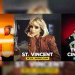 alt-J, Two Door Cinema Club e St. Vincent confirmados no NOS Alive 2022