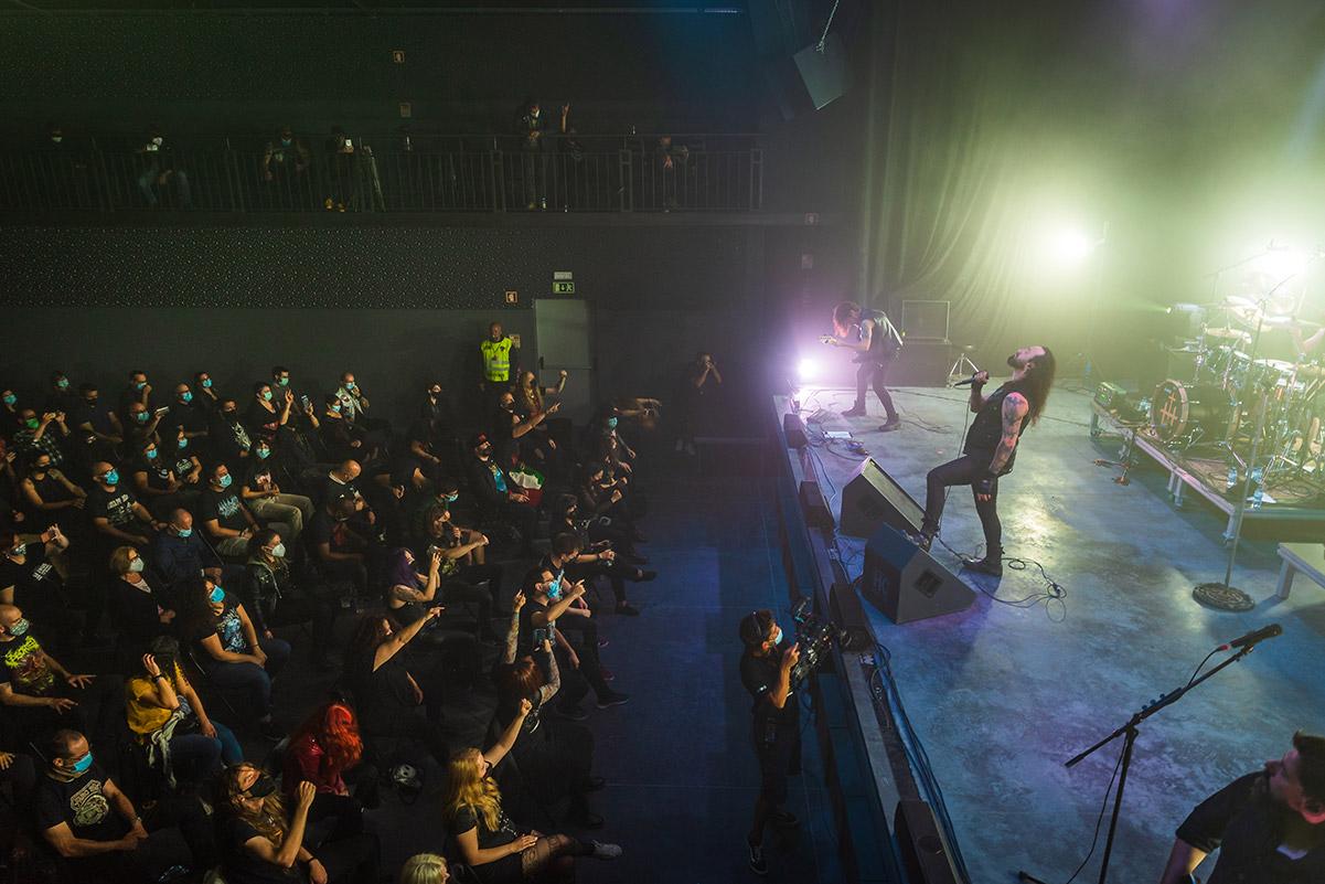 Moonspell celebraram 25 anos de Irreligious no Lisboa ao Vivo