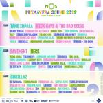 Primavera Sound 2022 anuncia cartaz com Tame Impala, Gorillaz, Nick Cave and the Bad Seeds, Beck e Pavement
